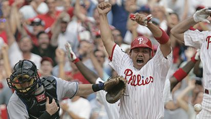 Phils Sweep Mets