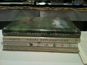Books by Ed Tufte