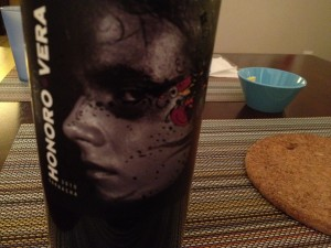 Honoro Vera Garnacha - Best new wine I tried this year